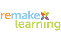 remake learning, Logo
